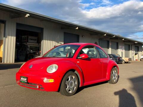 2001 Volkswagen New Beetle for sale at DASH AUTO SALES LLC in Salem OR