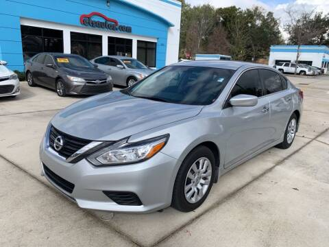 2016 Nissan Altima for sale at ETS Autos Inc in Sanford FL