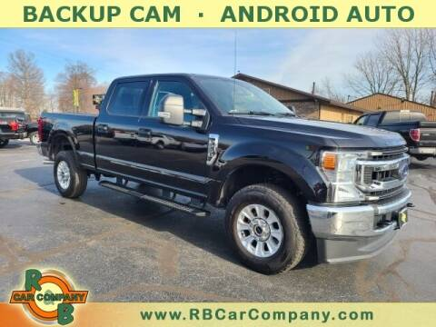 2020 Ford F-250 Super Duty for sale at R & B CAR CO - R&B CAR COMPANY in Columbia City IN