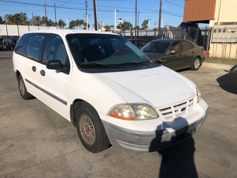 2000 Ford Windstar for sale at OCEAN IMPORTS in Midway City CA