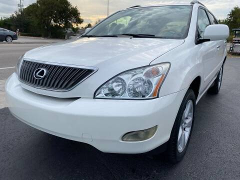 2007 Lexus RX 350 for sale at KD's Auto Sales in Pompano Beach FL