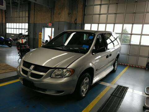 2003 Dodge Grand Caravan for sale at Kansas Car Finder in Valley Falls KS