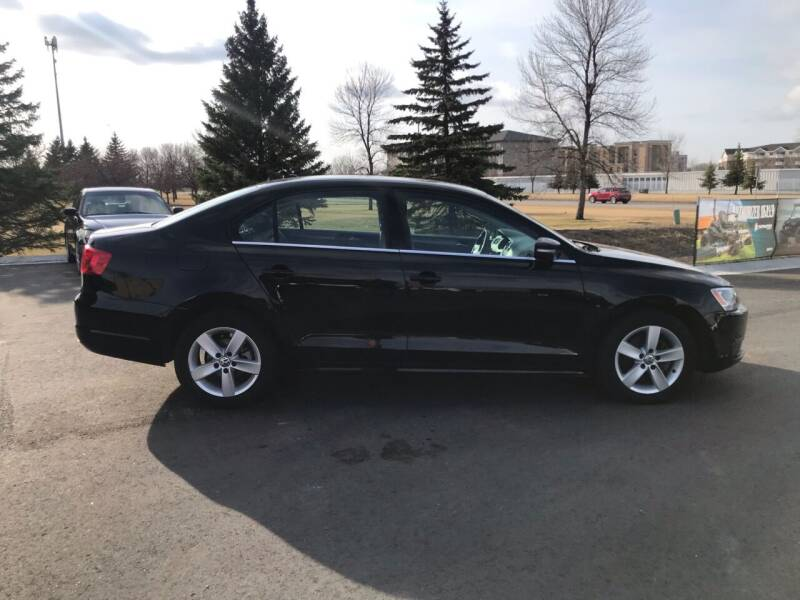 2013 Volkswagen Jetta for sale at Crown Motor Inc in Grand Forks ND