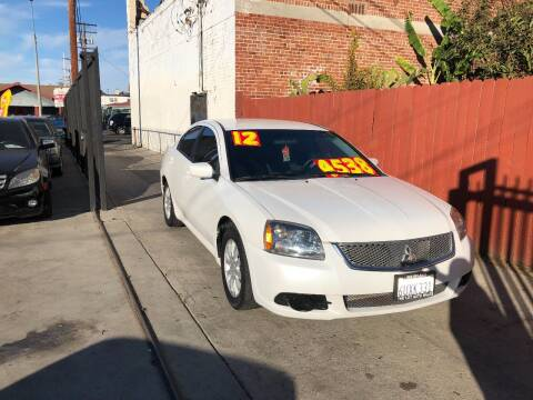 2012 Mitsubishi Galant for sale at The Lot Auto Sales in Long Beach CA