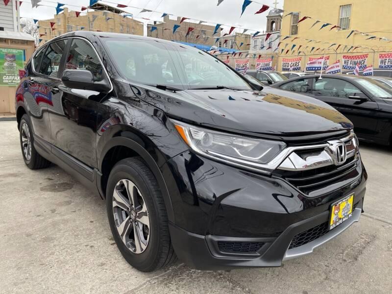 2017 Honda CR-V for sale at Elite Automall Inc in Ridgewood NY