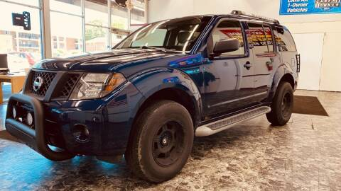 2008 Nissan Pathfinder for sale at TOP YIN MOTORS in Mount Prospect IL