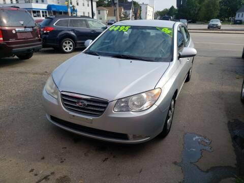 2008 Hyundai Elantra for sale at TC Auto Repair and Sales Inc in Abington MA