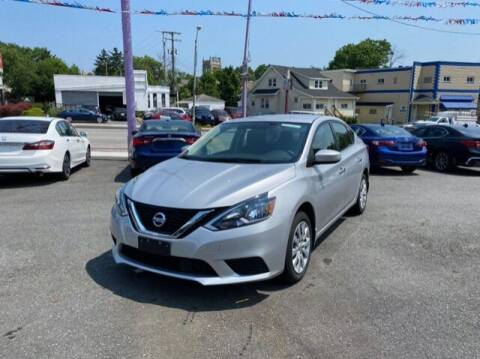 2019 Nissan Sentra for sale at Bay Motors Inc in Baltimore MD