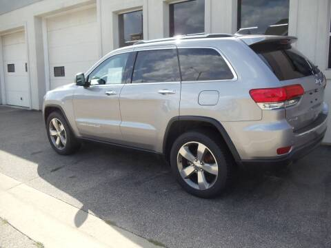 2014 Jeep Grand Cherokee for sale at Chief Automotive, Inc. in Bonduel WI