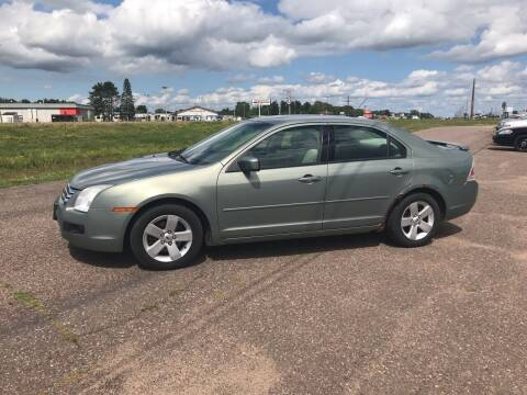2008 Ford Fusion for sale at BLAESER AUTO LLC in Chippewa Falls WI