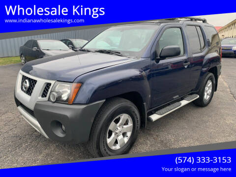 2010 Nissan Xterra for sale at Wholesale Kings in Elkhart IN