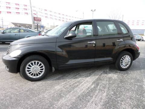 2008 Chrysler PT Cruiser for sale at Budget Corner in Fort Wayne IN
