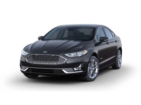 2019 Ford Fusion Hybrid for sale at DeLong Auto Group in Tipton IN