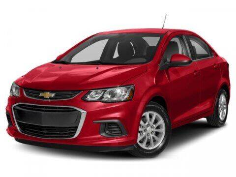 2019 Chevrolet Sonic for sale at TRAVERS GMT AUTO SALES - Traver GMT Auto Sales West in O Fallon MO