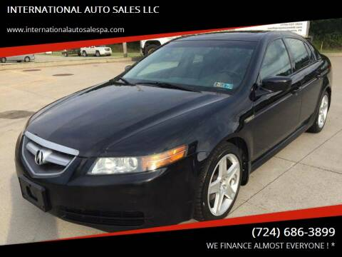 2006 Acura TL for sale at INTERNATIONAL AUTO SALES LLC in Latrobe PA