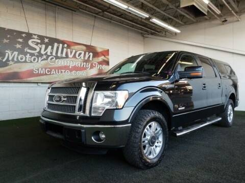 2012 Ford F-150 for sale at SULLIVAN MOTOR COMPANY INC. in Mesa AZ