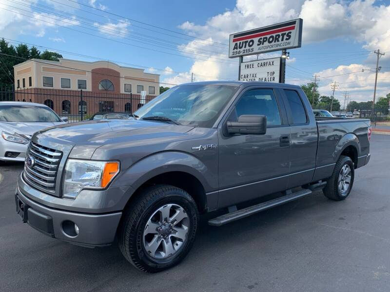 2012 Ford F-150 for sale at Auto Sports in Hickory NC