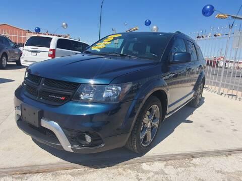 2014 Dodge Journey for sale at Hugo Motors INC in El Paso TX