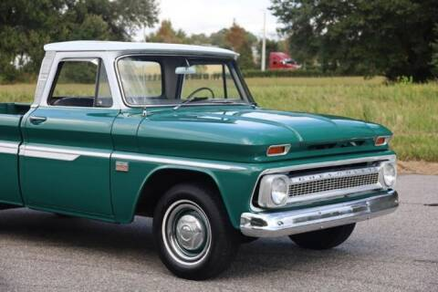 1966 Chevrolet C/K 20 Series for sale at Haggle Me Classics in Hobart IN