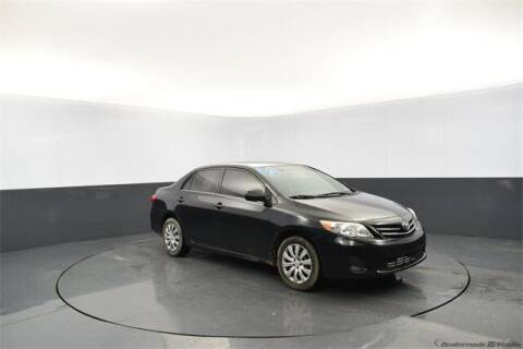 2013 Toyota Corolla for sale at Tim Short Auto Mall in Corbin KY