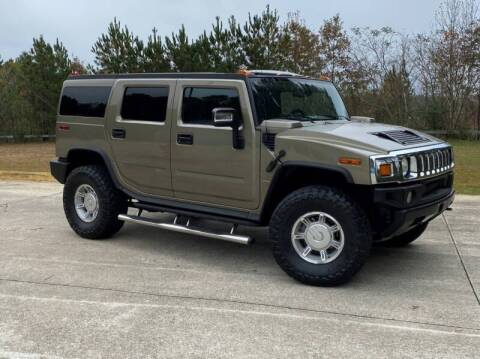 2005 HUMMER H2 for sale at Selective Cars & Trucks in Woodstock GA