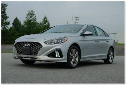 2019 Hyundai Sonata for sale at WHITE MOTORS INC in Roanoke Rapids NC