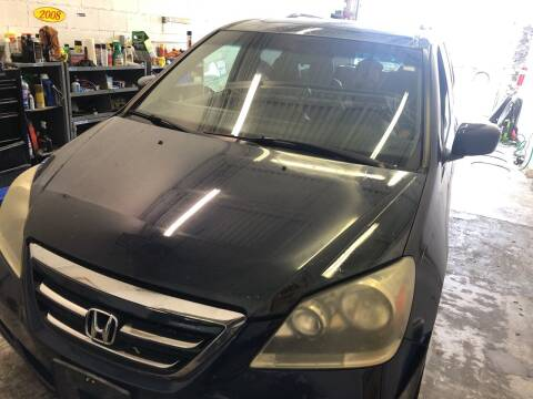 2006 Honda Odyssey for sale at Cargo Vans of Chicago LLC in Mokena IL
