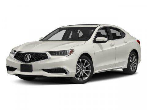 2018 Acura TLX for sale at DeluxeNJ.com in Linden NJ