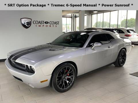 2010 Dodge Challenger for sale at Coast to Coast Imports in Fishers IN