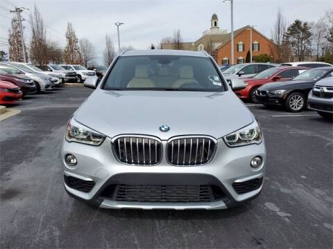 2018 BMW X1 for sale at Southern Auto Solutions - Lou Sobh Honda in Marietta GA