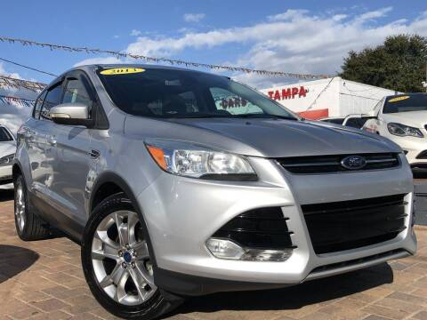 2013 Ford Escape for sale at Cars of Tampa in Tampa FL