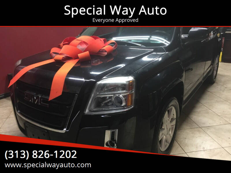 2011 GMC Terrain for sale at Special Way Auto in Hamtramck MI