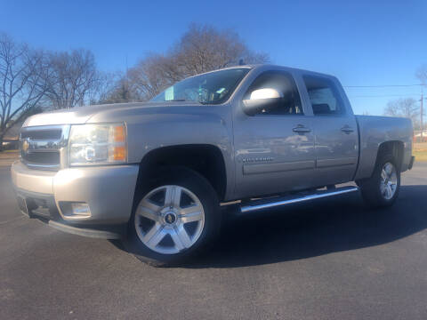 2008 Chevrolet Silverado 1500 for sale at Beckham's Used Cars in Milledgeville GA