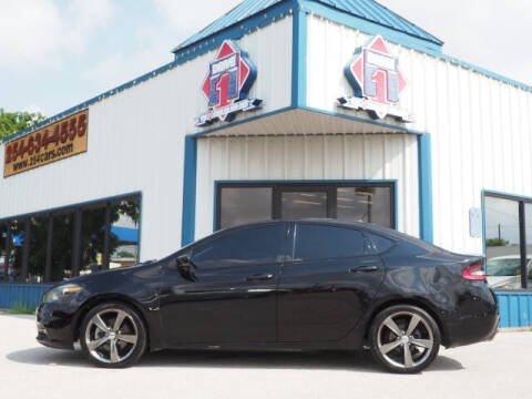 2015 Dodge Dart for sale at DRIVE 1 OF KILLEEN in Killeen TX