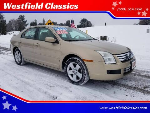 2008 Ford Fusion for sale at Westfield Classics in Westfield WI