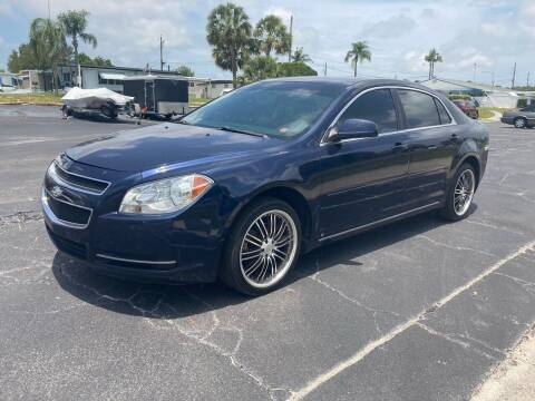 2009 Chevrolet Malibu for sale at Low Price Auto Sales LLC in Palm Harbor FL