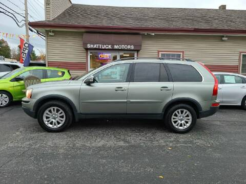 2008 Volvo XC90 for sale at Shattuck Motors in Newport VT