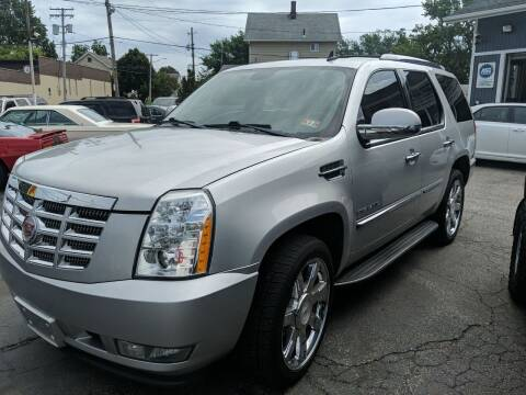 2010 Cadillac Escalade for sale at Richland Motors in Cleveland OH