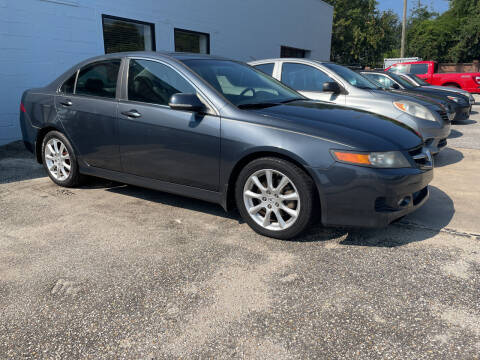 2007 Acura TSX for sale at Ron's Used Cars in Sumter SC