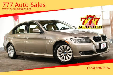 2009 BMW 3 Series for sale at 777 Auto Sales in Bedford Park IL