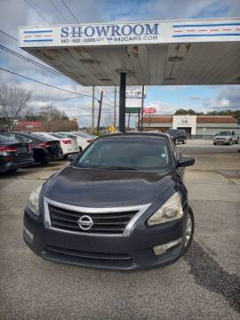 2013 Nissan Altima for sale at Showroom Auto Sales of Charleston in Charleston SC
