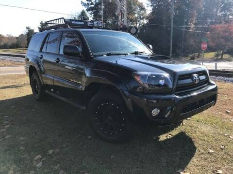 2007 Toyota 4Runner for sale at Automotive Experts Sales in Statham GA