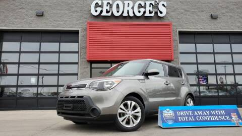 2015 Kia Soul for sale at George's Used Cars - Pennsylvania & Allen in Brownstown MI