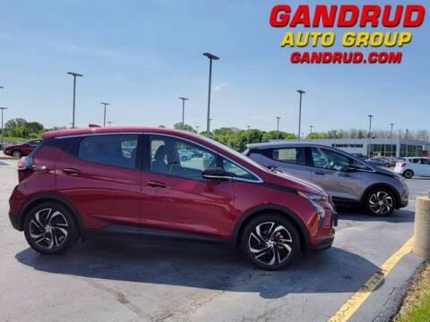 2022 Chevrolet Bolt EV for sale at GANDRUD CHEVROLET in Green Bay WI