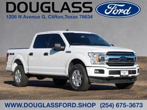 2019 Ford F-150 for sale at Douglass Automotive Group in Central Texas TX