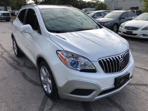 2016 Buick Encore for sale at PRESTIGE AUTOPLEX LLC in Austin TX