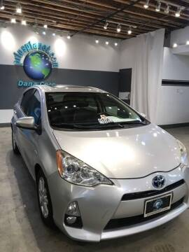 2012 Toyota Prius c for sale at PRIUS PLANET in Laguna Hills CA