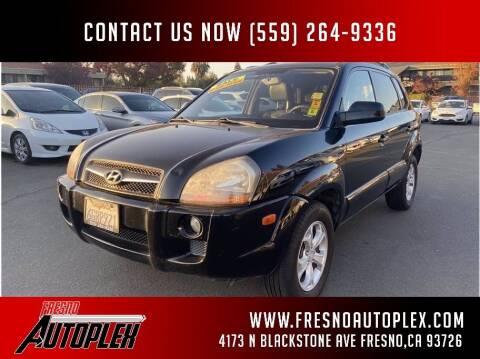 2009 Hyundai Tucson for sale at Fresno Autoplex in Fresno CA