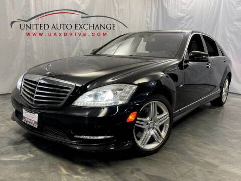 2012 Mercedes-Benz S-Class for sale at United Auto Exchange in Addison IL