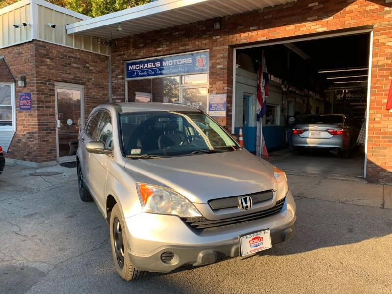 2007 Honda CR-V for sale at Michaels Motor Sales INC in Lawrence MA